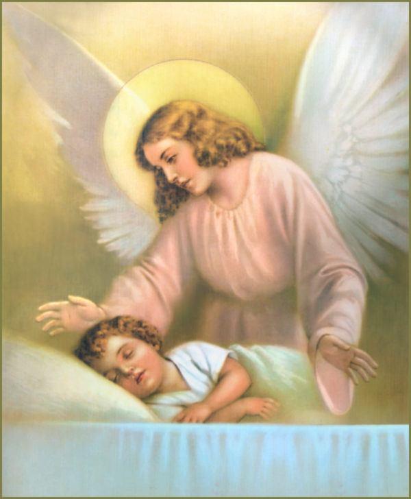 Cómo ayudan a las personas los ángeles guardianes