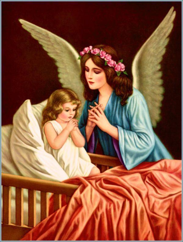 Cómo hablar con los ángeles guardianes