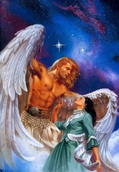 angeles-protectores-ieiazel-hahahel-mikael-y-veuliah-Angel-Hahahel