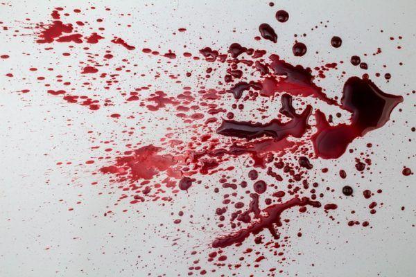 Que significa sonar con sangre