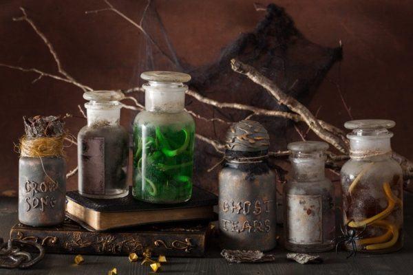Alquimia ingredientes magicos