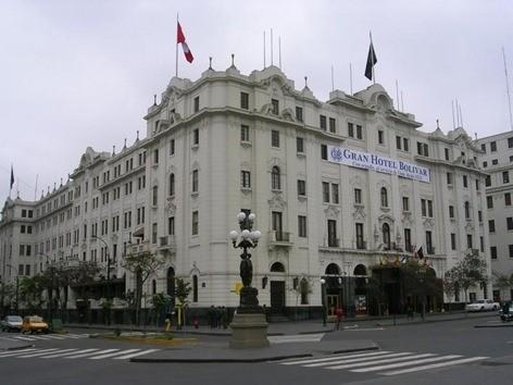 lugares misteriosos, hotel bolivar