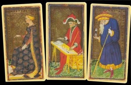 visconti-sforza-tarot-deck