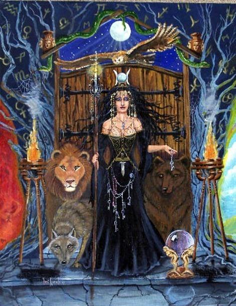 hecate-goddess