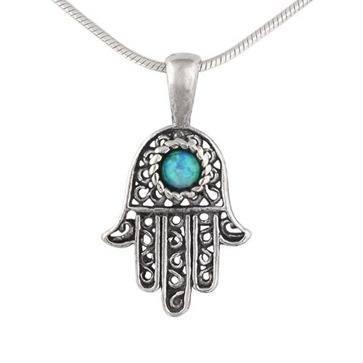 hamsa, amuletos