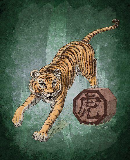 tigre-zodiaco
