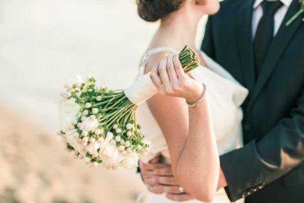 Soñar con vestidos de boda