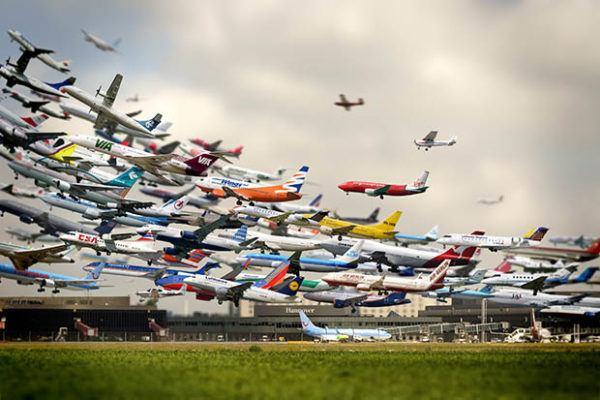Soñar que pierdes un avión