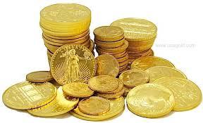 soñar-con-monedas-de-oro