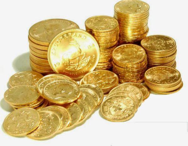 soñar-monedas-de-oro