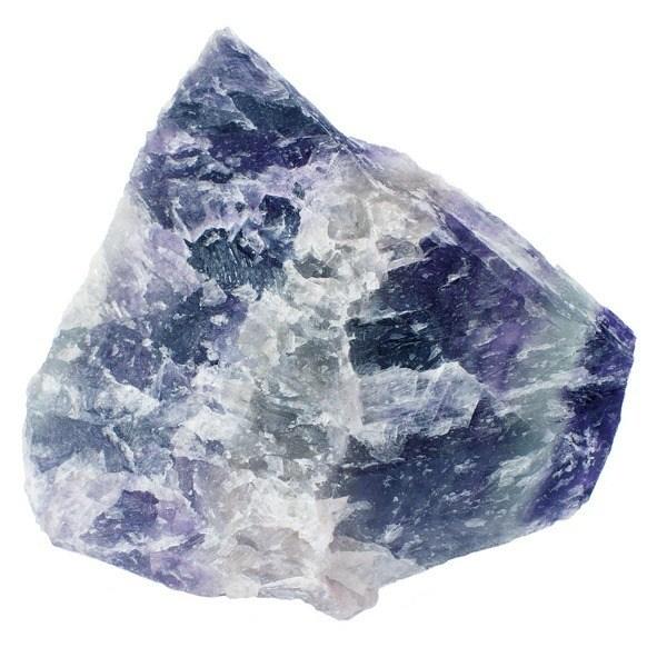 Fluorita azul