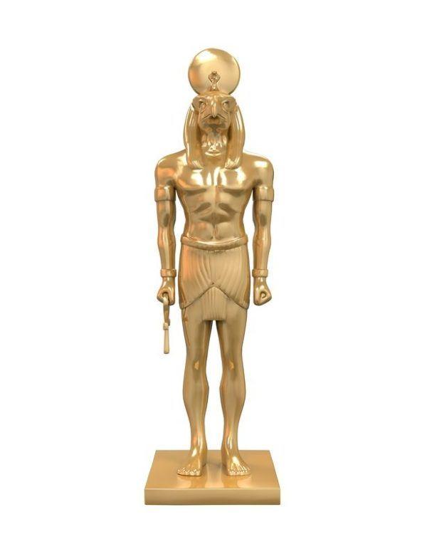 Origen del ojo de horus
