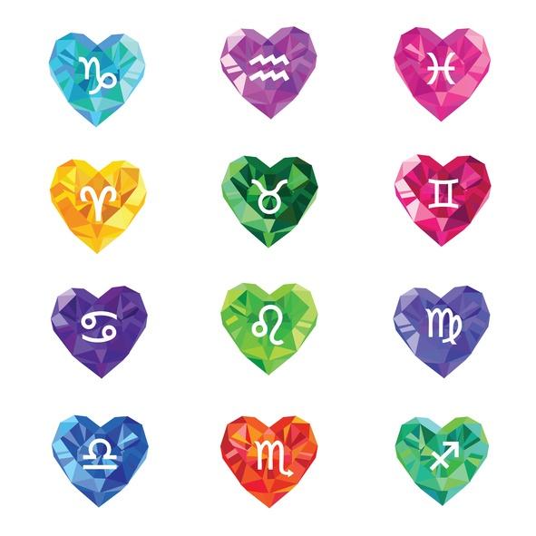 colores zodiacales