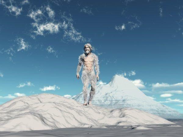 El yeti historia del originen y leyenda del abominable hombre de las nieves