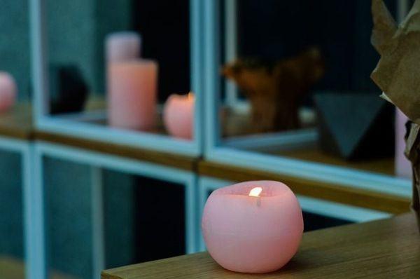 los-significados-del-color-de-las-velas-rosa