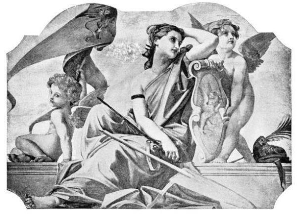 Mitologia romana dioses