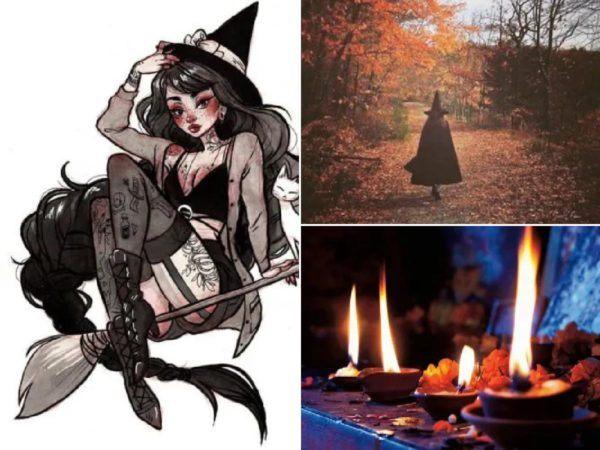 Celebraciones paganas más importantes para una bruja