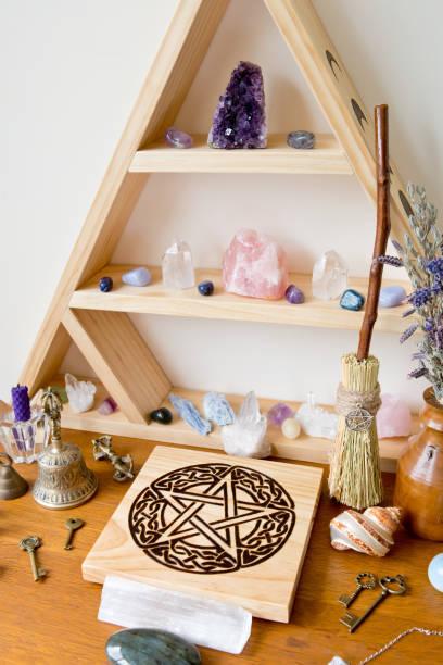 Como hacer un altar de bruja ideas
