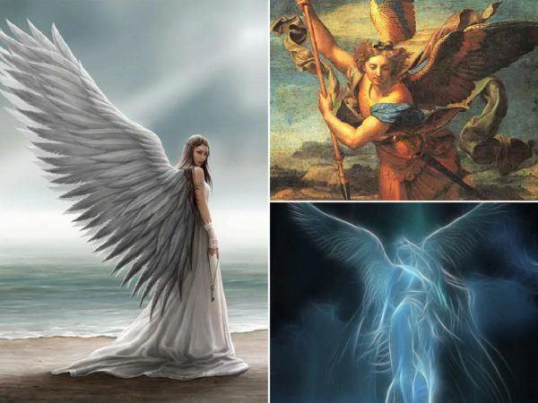 Los ángeles protectores