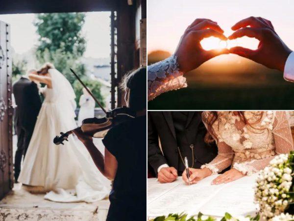 Soñar con boda 2021