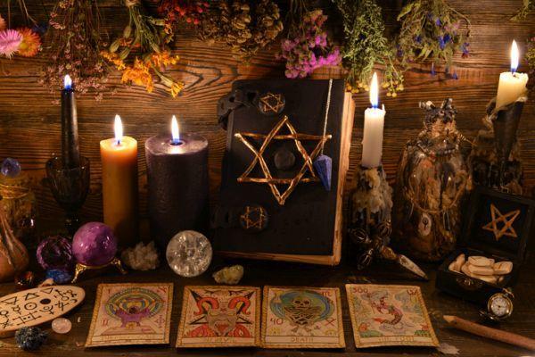 Objetos de esoterismo