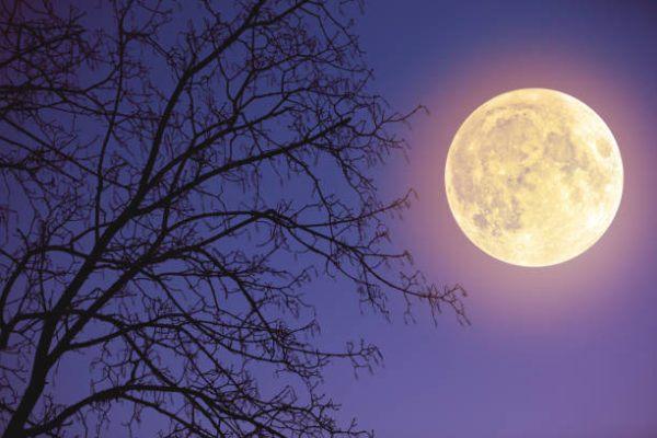 Como puede afectar la superluna