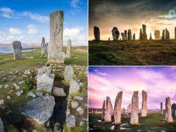 Las piedras de Callanish: historia y origen