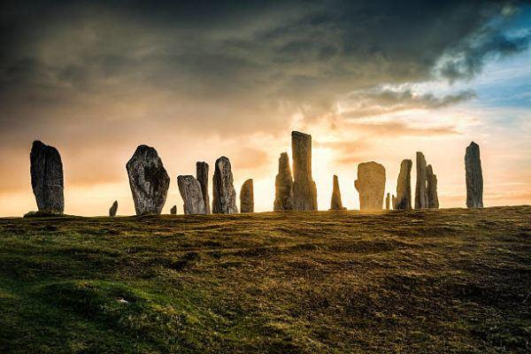 Piedras de callanish historia