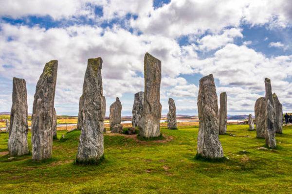 Piedras de callanish historia origen