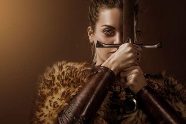 Quienes eran las mujeres vikingas guerreras