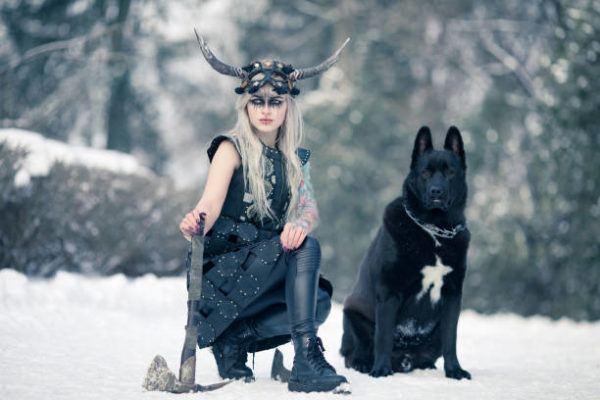Quienes fueron las mujeres vikingas guerreras
