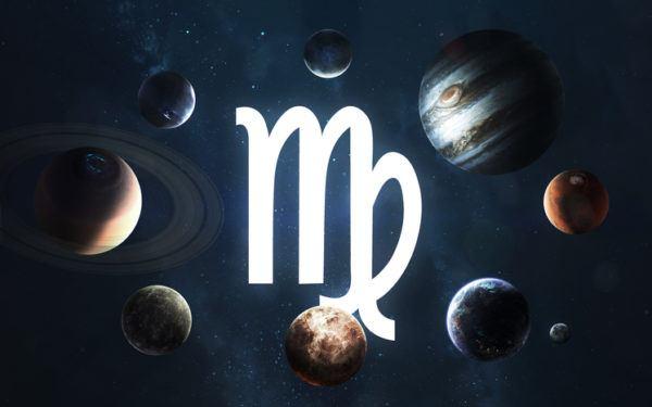 Virgo y sistema solar