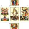 Tiradas Tarot | las cinco cartas