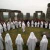 Los ritos druidas en la era moderna