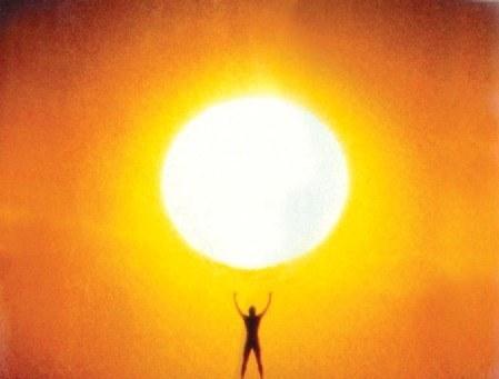 El impulso del Sol