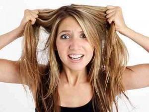 Soñar con el cabello enredado