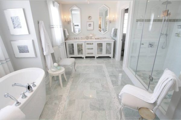 Un cuarto de baño en tus sueños significado