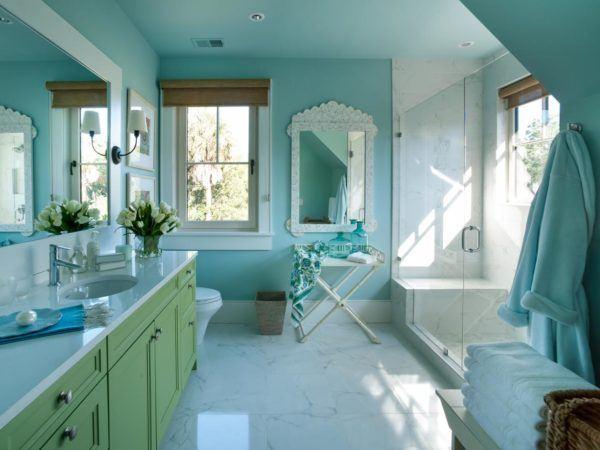 cuarto de baño en tus sueños