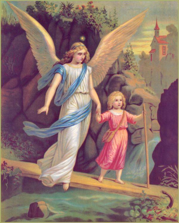 ángeles de la guarda según el zodiaco