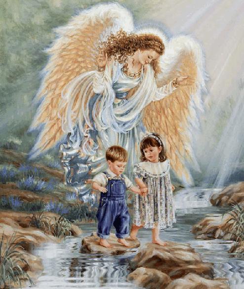 Los ángeles de la guarda para cada signo del zodiaco