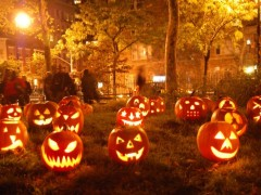 Noche de Brujas Halloween 2014
