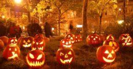Noche de Brujas Halloween 2017