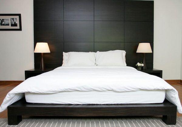 Soñar con una cama amplia y vacía