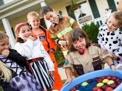 Las costumbres de Halloween 2014
