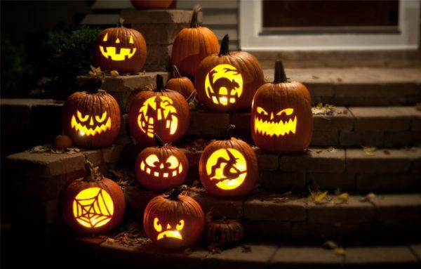 El origen de la calabaza en Halloween