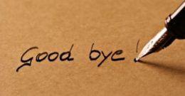 Frases de Despedida