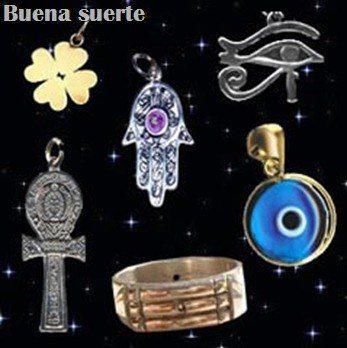 Amuletos para atraer la buena suerte y contra el mal de - Cosas para atraer la buena suerte ...
