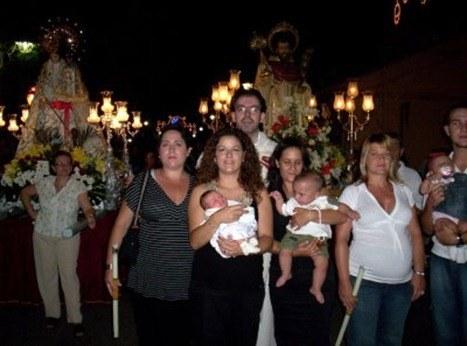 san ramon neonato patron embarazadas y bebes