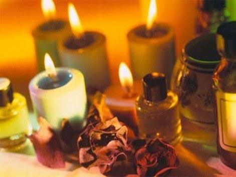 Consagrar velas