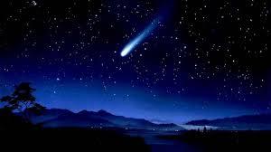 Resultado de imagen de estrella fugaz